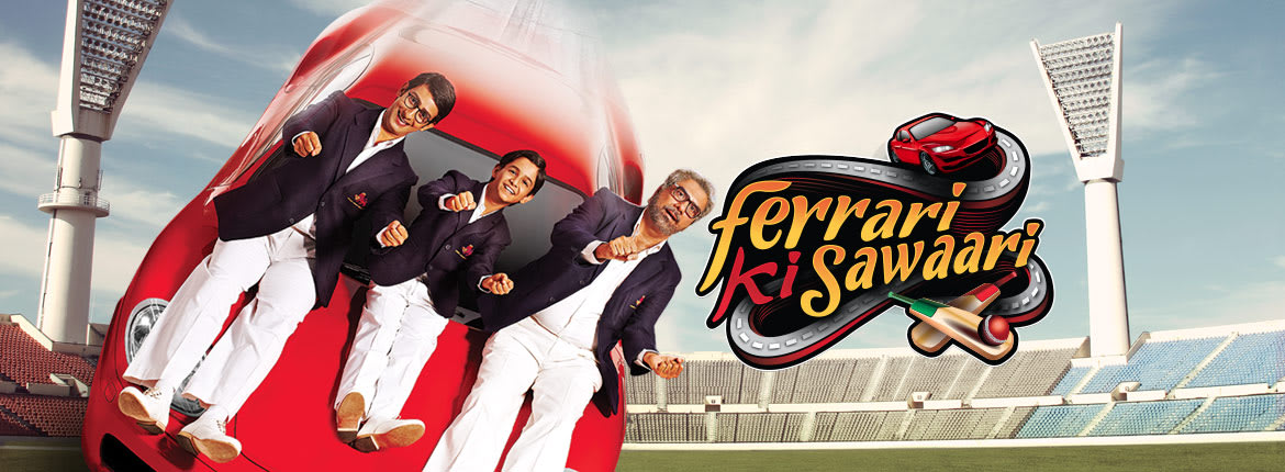 Ferrari Ki Sawaari movie in hindi download 720p