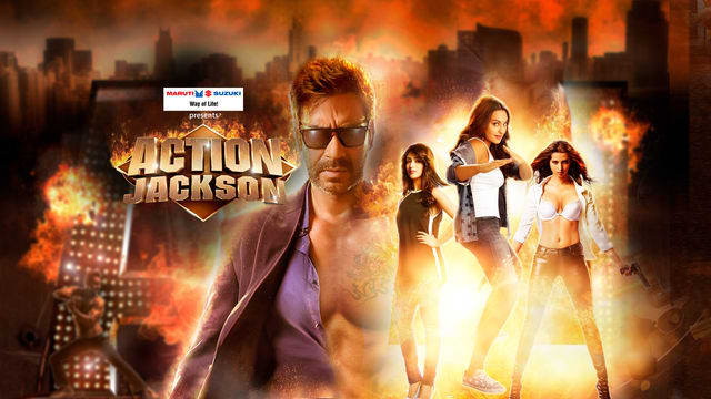 action jackson full movie