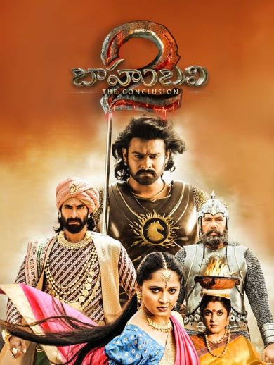 Watch Baahubali 2 The Conclusion Full Movie Telugu Action Movies