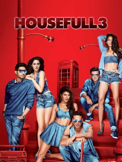 Watch Housefull 3 Full Movie Hindi Comedy Movies In Hd On Hotstar