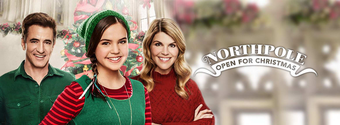 Northpole: Open For Christmas full movie on hotstar.com