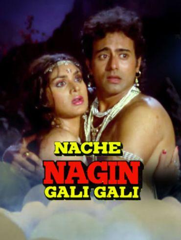 Watch Nache Nagin Gali Gali Full Movie Hindi Drama Movies In Hd On